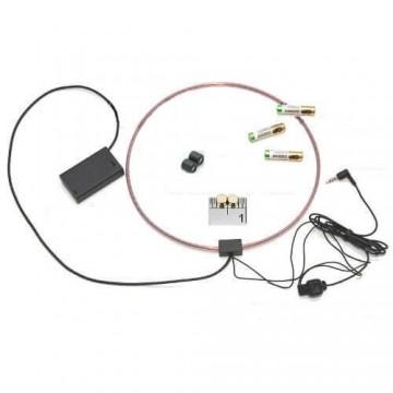 Комплект магнитна микрослушалка с примка