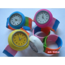 Свеж часовник за лятото - силиконов