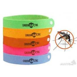 Green Lock - гривна против комари (5 бр)
