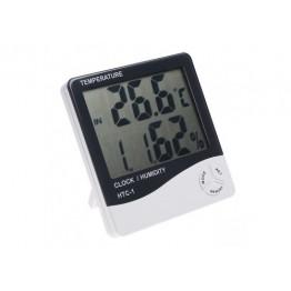 Електронен часовник - метеорологична домашна станция