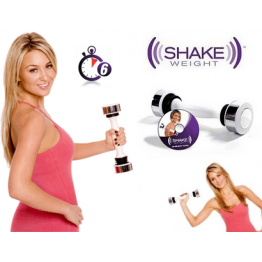 Shake Weight - революционен фитнес уред
