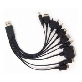 10 В 1 - USB зарядно за телефон - универсално