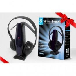 8 в 1 - безжични слушалки