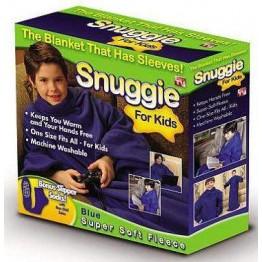 Snuggie for kids - одеяло с ръкави за деца