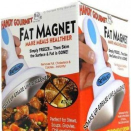 Fat Magnet - приспособление за отделяне на мазнини от ястия
