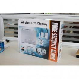 Домашна аларма с дистанционно управление и безжични датчици