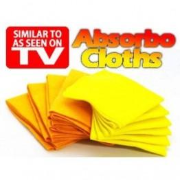 Absorbo Cloths - силно абсорбиращи кърпи