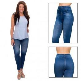 Slim 'n Lift Caresse Jeans - ластични дънки за вталено тяло